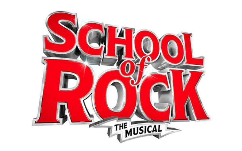 Highlights from School of Rock!