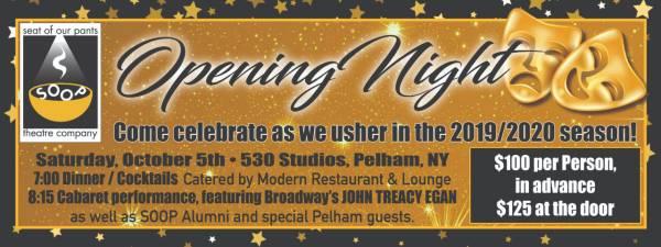 Opening Night Tickets
