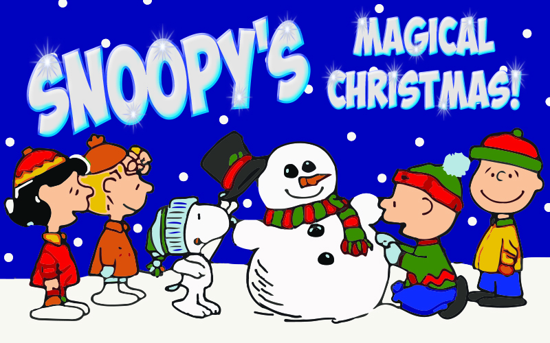 Snoopy's Magical Chrismas