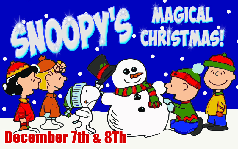 Snoopy's Magical Christmas